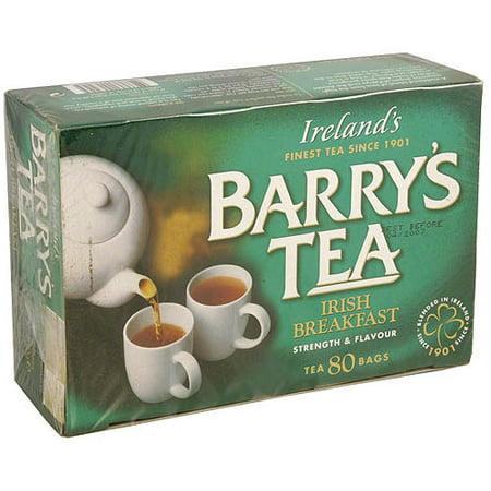 Barry's Tea Irish Breakfast Tea, 8.8 oz, (Pack of 6)
