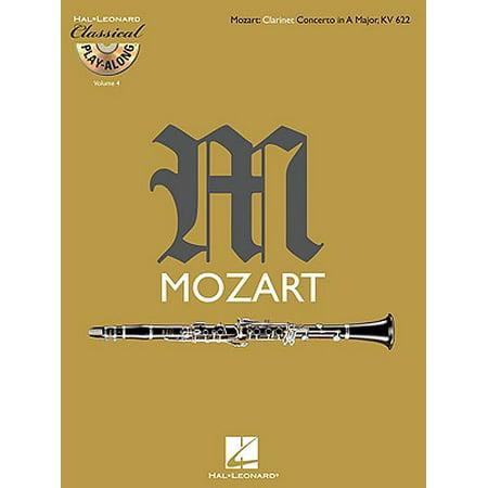 - Mozart: Clarinet Concerto in A Major, KV 622