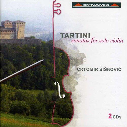 Sonatas For Solo Violin 1