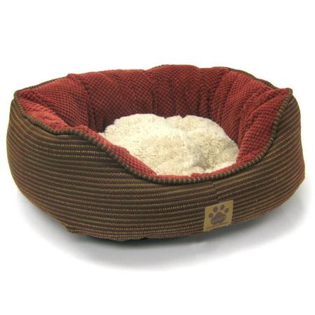 Precision Pillow Soft Daydreamer Sm 21x19x9 5 Dk Rust