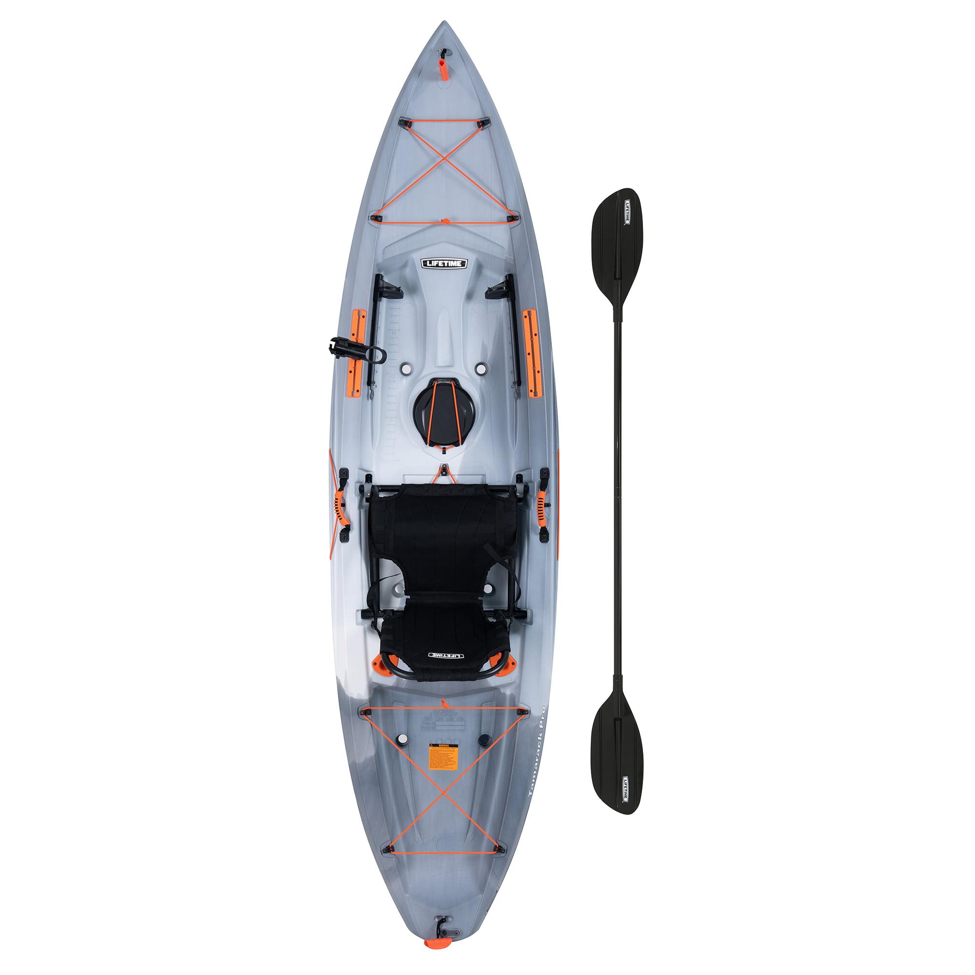 Lifetime Tamarack Pro 10 Ft. 3 In. Kayak (Paddle Included), 91058 - Walmart.com