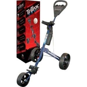 Halloween Golf Carts (Intech Tri Trac 3-Wheel Pull Golf)