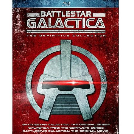 Battlestar Galactica  The Definitive Collection  Blu Ray   Widescreen