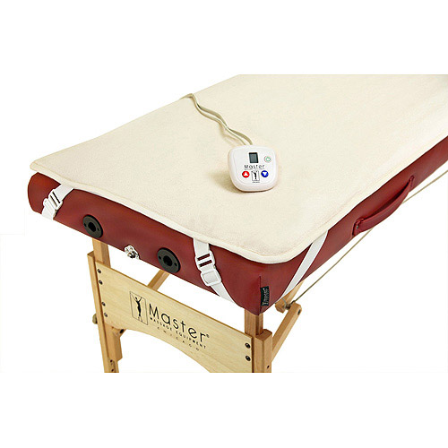 Master Massage UL-Listed Massage Table Warming Pad