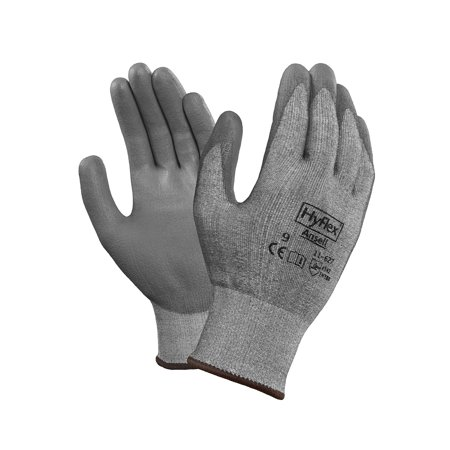 Ansell HyFlex 11-627 Glove, Cut Resistant, Polyeurethane Coating,, Dream 11627 12x18 Combination Sseal Damage Hertz flow using Glove Cut in 18 an Japanese Two Card.., By Ship from US