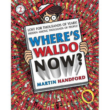 Where's Waldo Now? (Paperback) - Wario Girl