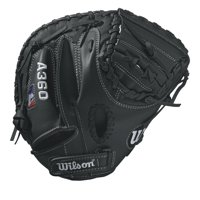 "Wilson 31.5"" A360 Series Baseball Catchers Mitt, Right Hand Throw"