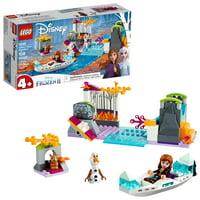 LEGO Disney Frozen II Anna's Canoe Expedition 41165 Building Kit