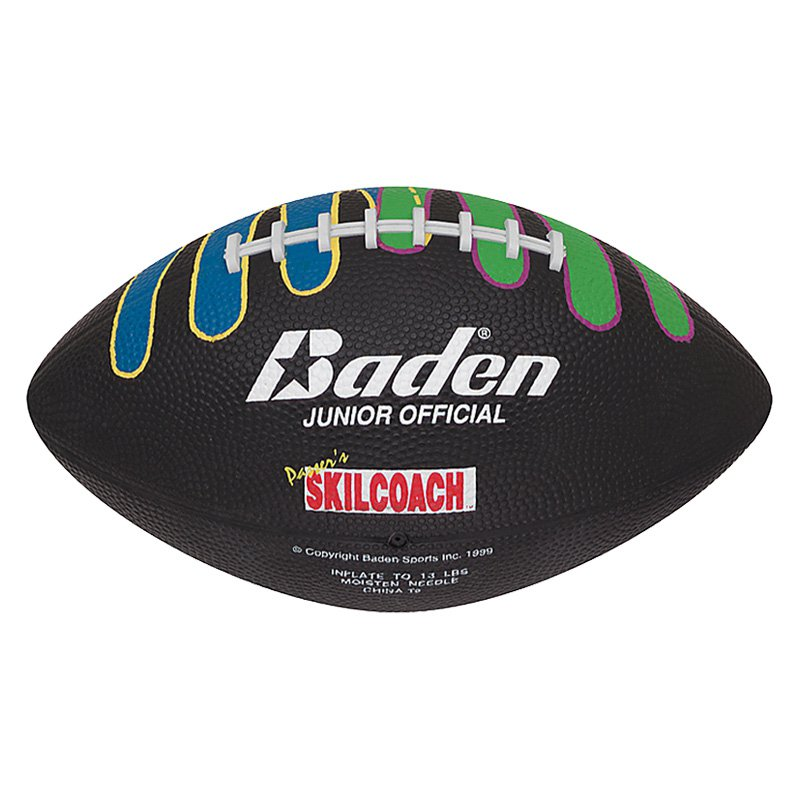 Baden Sports SkilCoach Rubber Football by Baden