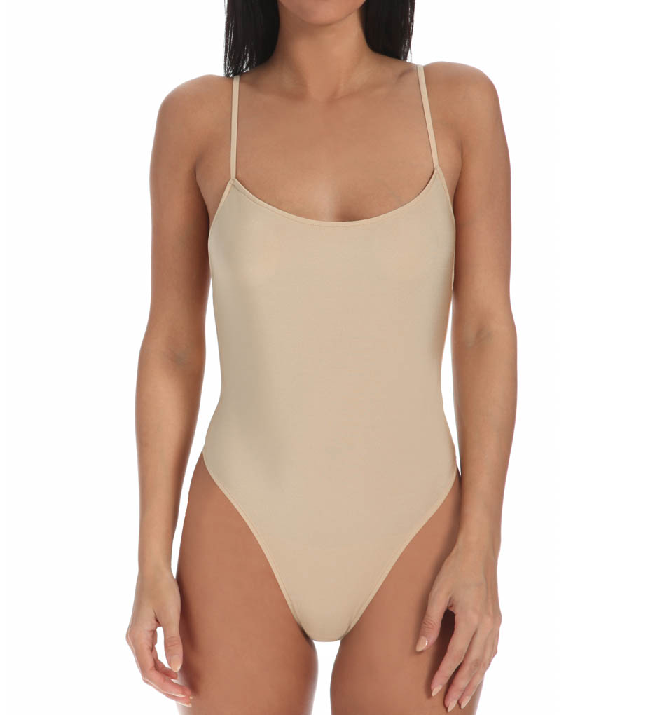 6e3143b033 Only Hearts - Women s Only Hearts 8288 Second Skin Thong Bodysuit -  Walmart.com
