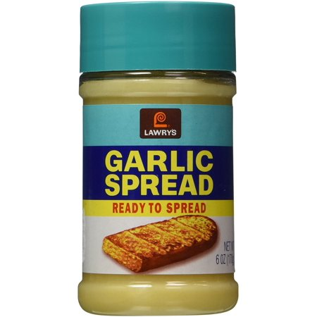 - Lawry's Garlic Spread, 6 OZ (Pack of 2)