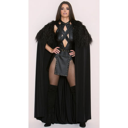Yandy Sexy Northern Queen Costume, Winter King Costume - 80s Prom King And Queen Costume