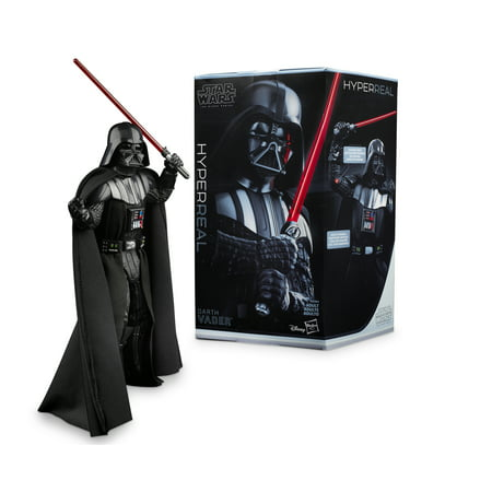 All Star Sports Collectibles - Star Wars The Black Series Hyperreal Episode V The Empire Strikes Back 8-Inch-Scale Darth Vader Action Figure - Star Wars Collectible