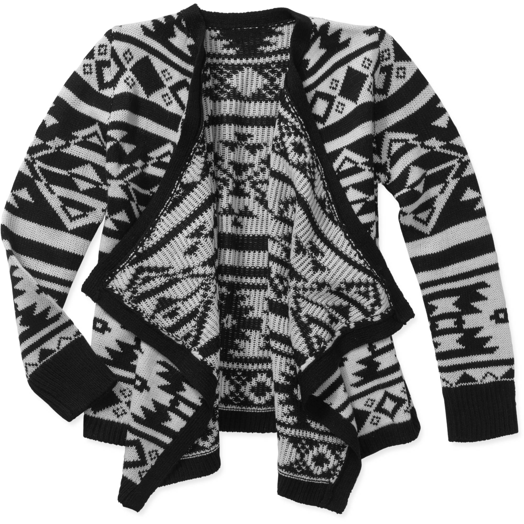 Derek Heart Girls Aztec Printed Cozy