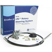 SeaStar Solutions No Feedback Safe-T II Rotary Steering Kit