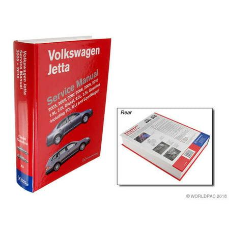 Bentley W0133-1856409 Repair Manual for Volkswagen Models