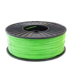 Green 3D Printing 3mm ABS Filament Roll – 1 kg (1 pack)