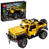 LEGO Technic Jeep Wrangler 42122 Engaging Toy 665 Pieces Deals