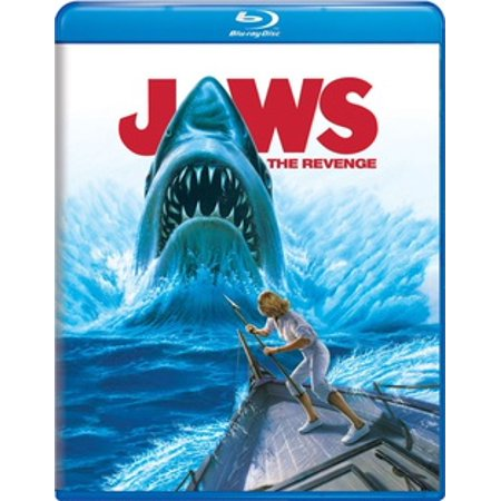 Jaws: The Revenge (Blu-ray) (Jabber Jaws)