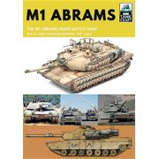 Tankcraft: M1 Abrams: The Us's Main Battle Tank in American and Foreign Service, 1981-2019 (Paperback)