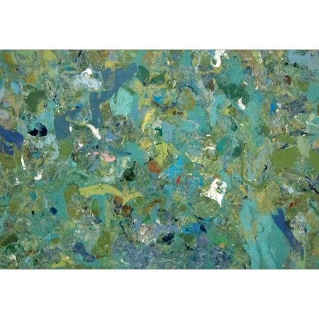 "Liora Manne Visions I Quarry Indoor/Outdoor Mat Green 18""X29.5"""