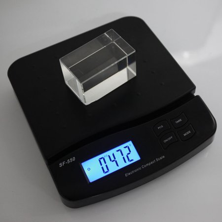 Zimtown 55LB 25KG*1G Portable Digital Electronic Scale Shipping Postal