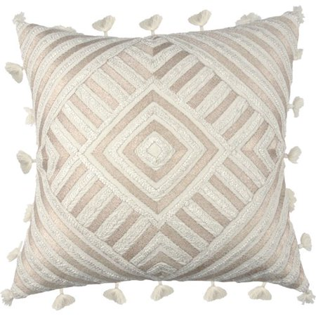 Elements By Erin Gates Diamond Embroidered Throw Pillow Walmart Cool Elements By Erin Gates Decorative Pillow