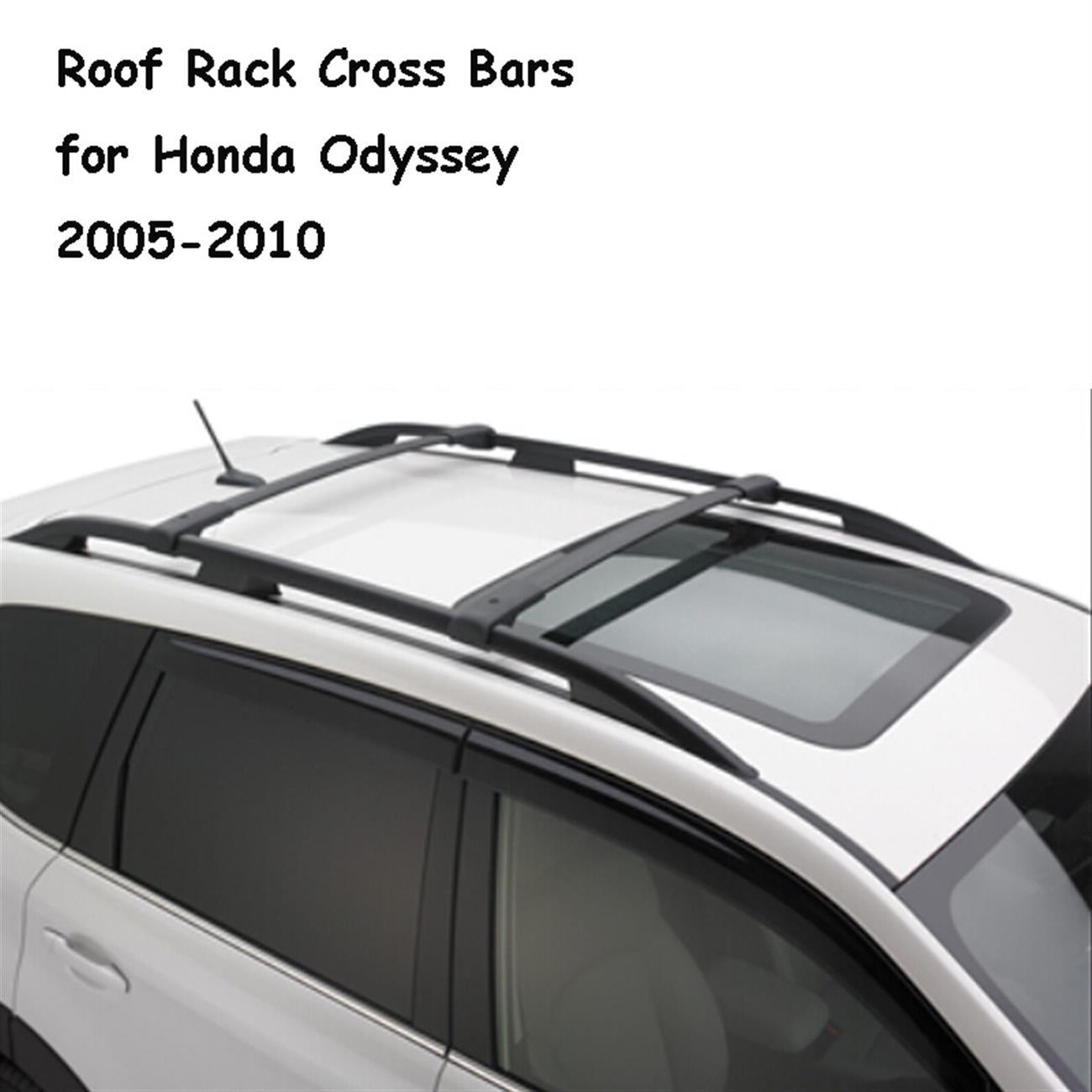 Honda Odyssey Roof Racks Cross Bars Side Rails Bernardi Parts