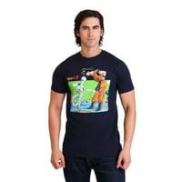 Dragon Ball Z - Goku & Frieza Men's T-Shirt