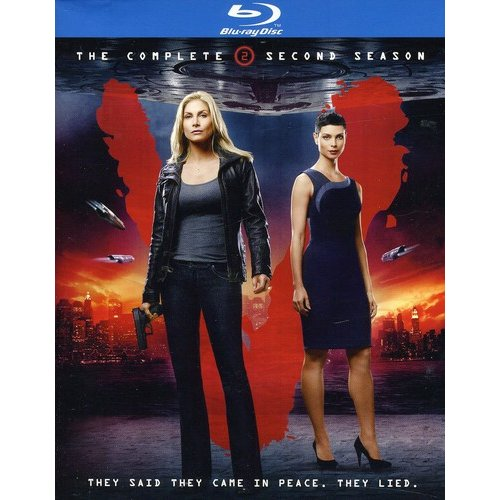 V: The Complete Second Season (Blu-ray) (Widescreen)