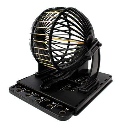 Bingo Machine Cage Game Set with Balls (Classic)