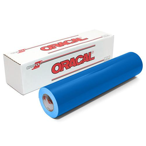 Oracal 651 Glossy Vinyl Rolls 12 Inches by 150 Feet - 61 Color Options