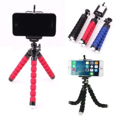 New Mini Tripod Stand Mount Grip Holder Mount Mobile Phones Cameras Gadgets