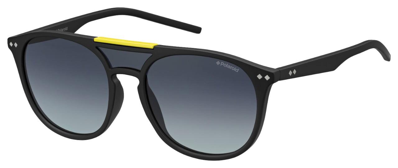 M9 gray polarized lens Sunglasses Polaroid Core Pld 6031 //S 0003 Matte Black