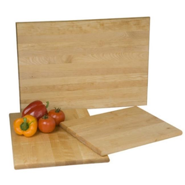 FocusFoodService UB5 24 inch x 18 inch x . 75 inch Pastry Board