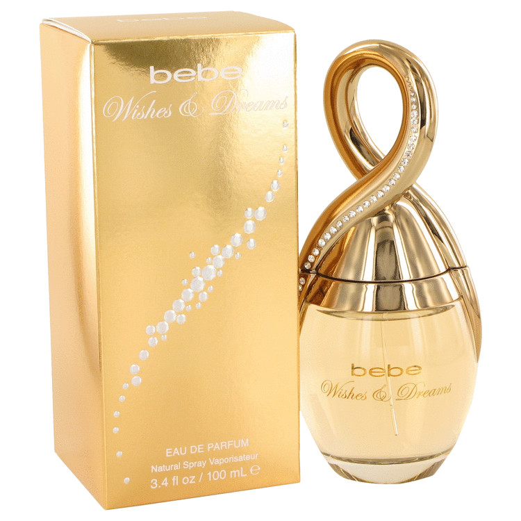 Bebe Bebe Wishes & Dreams Eau De Parfum Spray for Women 3.4 oz