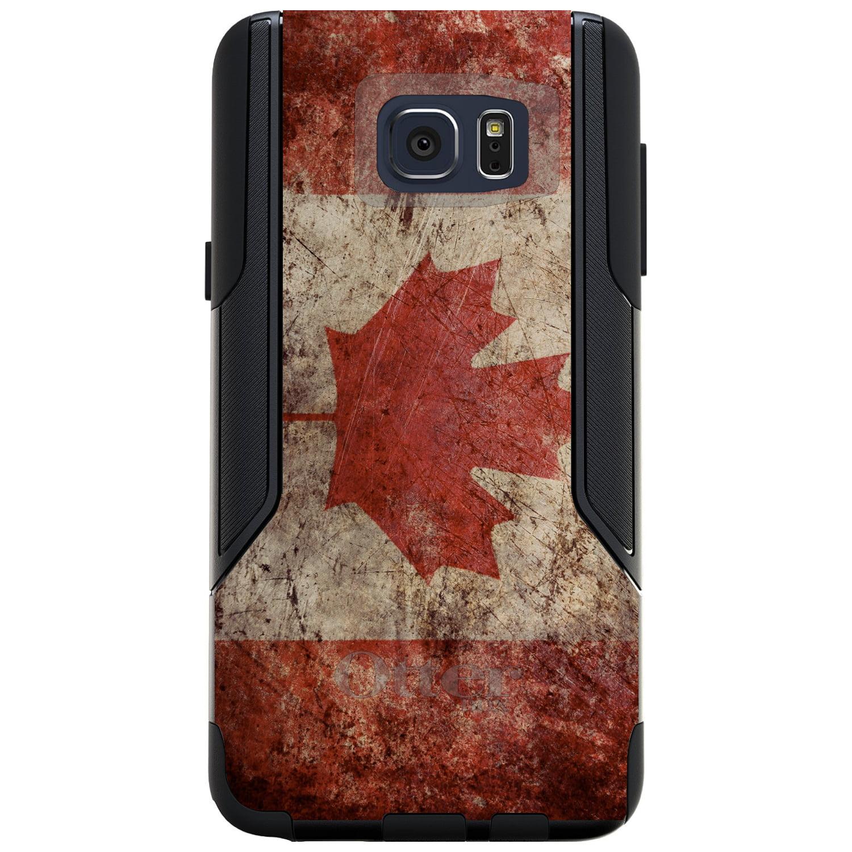 DistinctInk Custom Black OtterBox Commuter Series Case for Samsung Galaxy Note 5...