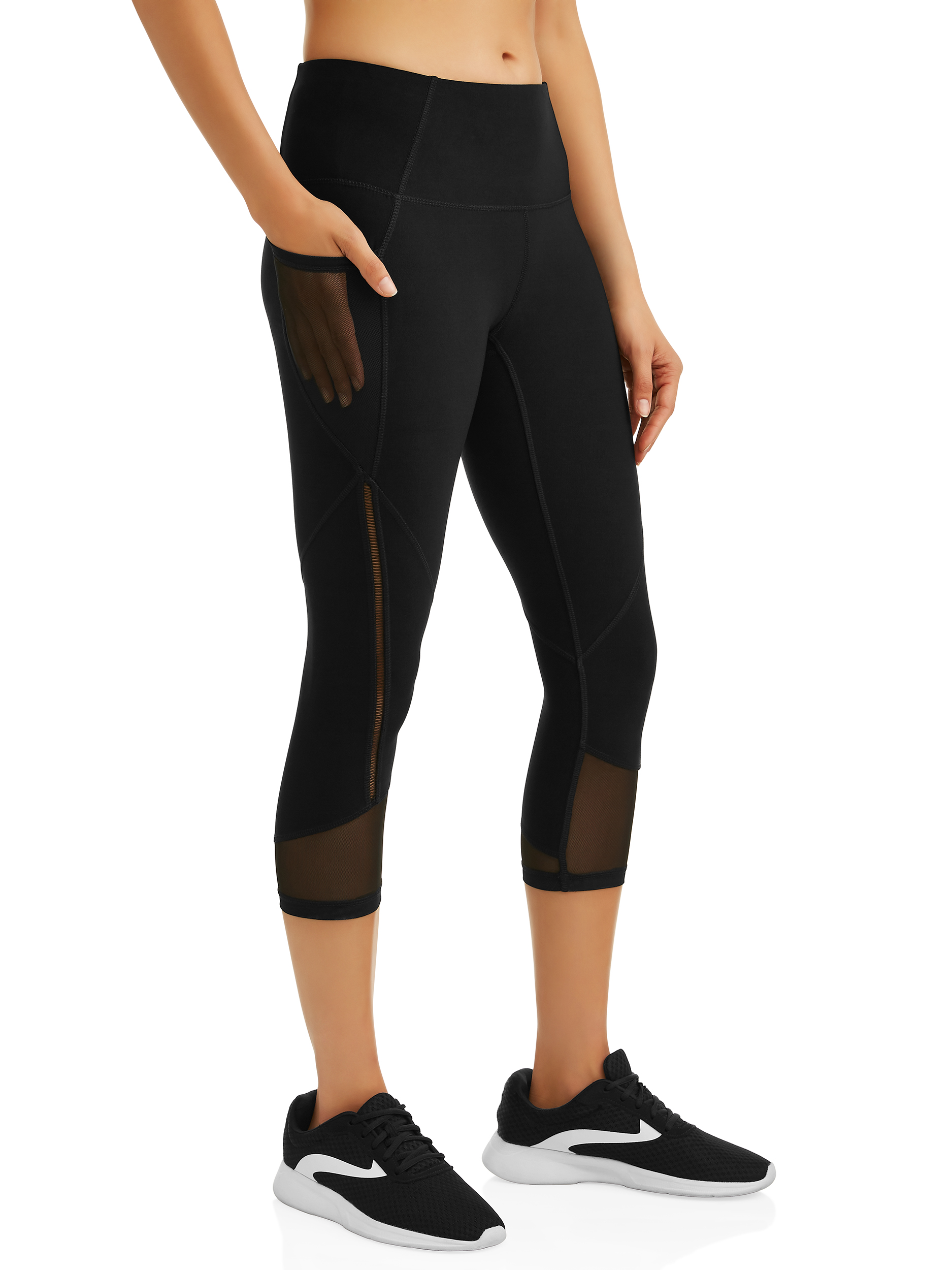 Women's Active 21 Capri with Novelty Trim