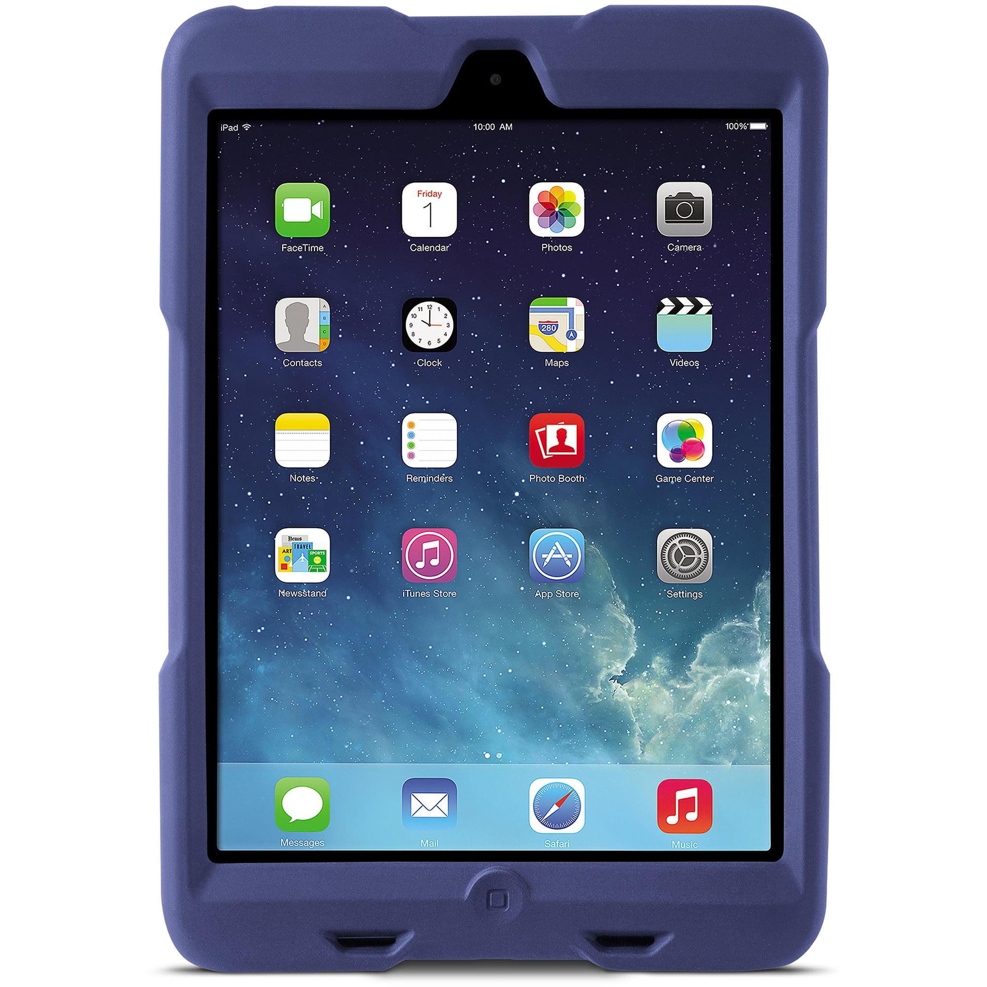 BlackBelt 2nd Degree iPad Mini Rugged Case (Plum)