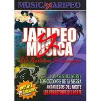Jaripeo Y Musica: 20 Nortenas De Corazon (DVD)