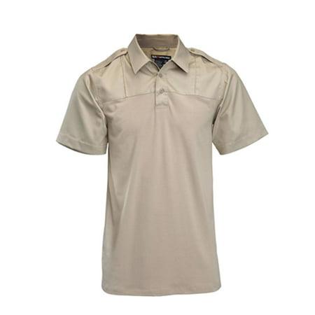 Image of 5.11 TACTICAL PDU Rapid Shirt X-Large - Regular Silver Tan