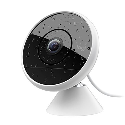 Logitech 961-000415 Circle 2 Cam (White)