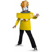 Mixels Volectro Classic Child Halloween Dress Up / Role Play Costume