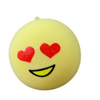 Squishies Emoji Super Slow Rising Fruits Scented Squeeze Stress Relief Toys