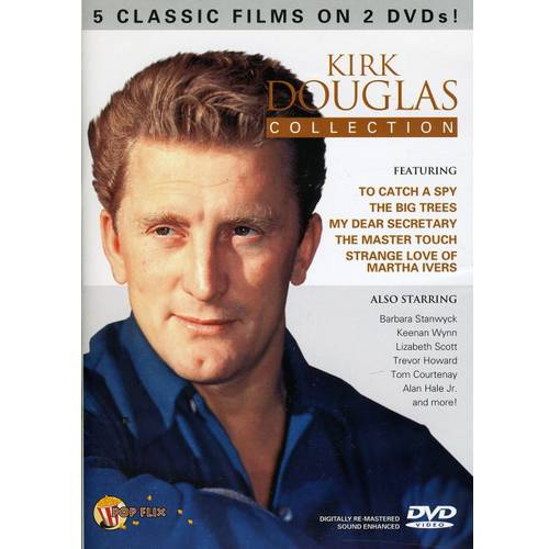 Kirk Douglas Collection (Full Frame, Widescreen)