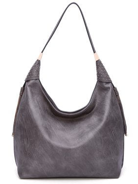 1485d2df8b Product Image Alya Vegan Leather Fashion Hobo Bag