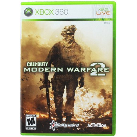 Call of Duty Modern Warfare 2 (Xbox 360) -
