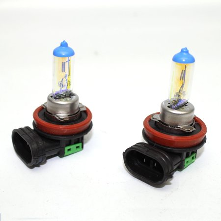 Halogen Replacement Fog Light Bulb - H11/H9/H8 3000K Yellow Halogen Headlight Fog Light High Beam Bulb Replacement