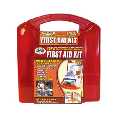 Sas Safety 6025 25-Person First Aid Kit