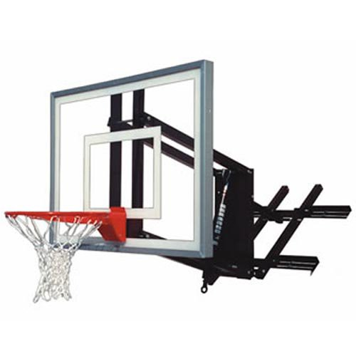First Team RoofMaster II Adjustable Basketball System by First Team Sports Inc